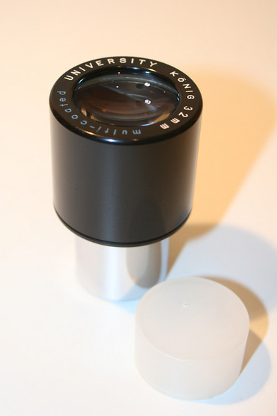 This is a nice image of a 32mm Konig by University Optics. 1.25 inch barrel.