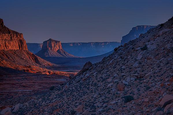 Havasupai Waterfalls Arizona