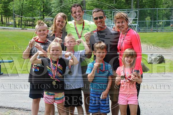 June 8 - Family Olympics