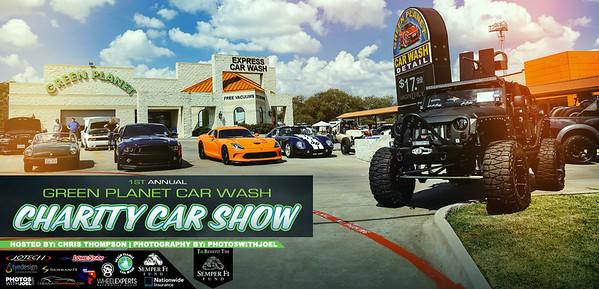 1st Annual Green Planet Car Wash Car Show