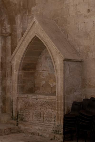 Sénanque, Notre- Dame Abbey Tomb