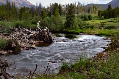 East Fork Blacks Fork River, Utah