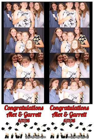 Garrett's & Alex's Grad Party
