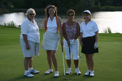 Teed Off Ladies' Golf Tournament September 2005