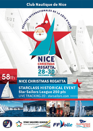 58th Nice Christmas Regatta