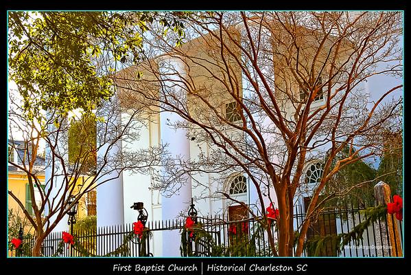 FIRST BAPTIST CHURCH | CHARLESTON