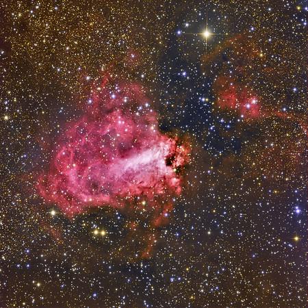Bright Nebulae