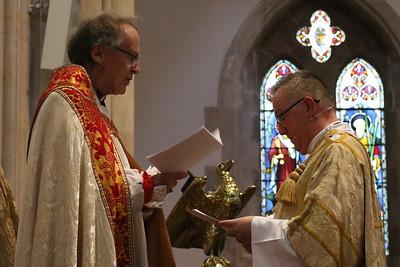 Reception of the Rev Matthew Little - 26 November 2017
