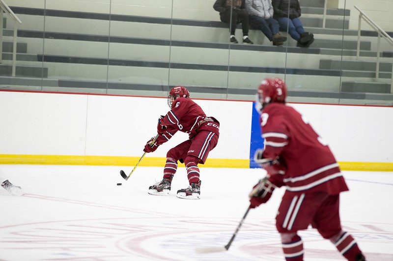 Boys' Varsity Hockey v Deerfield