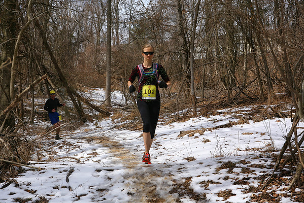 Seneca Creek Trail Marathon and 50K