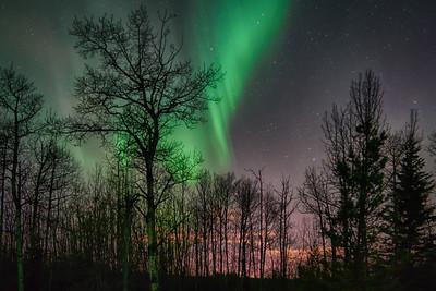 Aurora Borealis November 7, 2015
