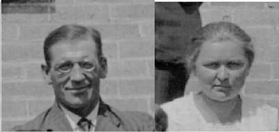 Albert & Ella Braunsdorf