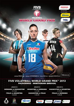 FIVB Grand Prix 2013