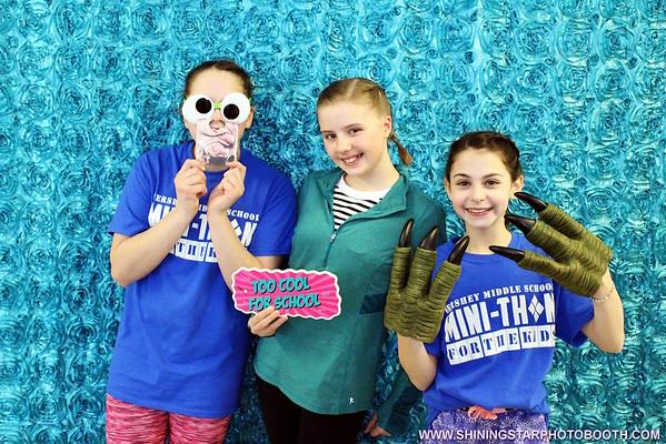 2/21/19  Hershey Middle School MiniTHON