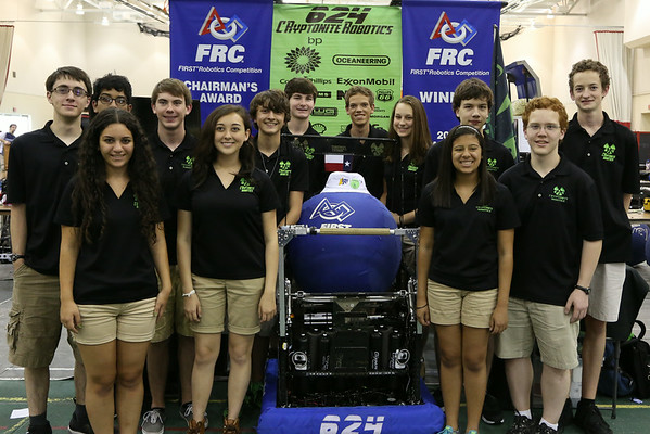 IRI Team 624 Photos