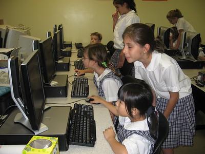 2007-08-15 New Lab PC's