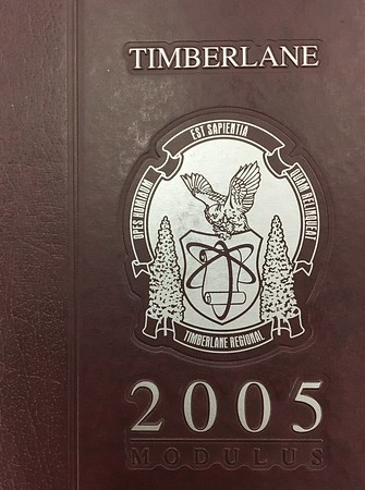 2005 TRHS Yearbook