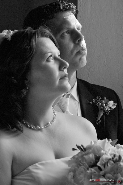 Hart/Cox Wedding - Portraits (April 2006)