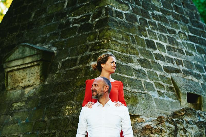 Delphine & Nicolas Pré-Mariage