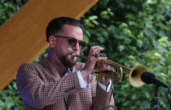 Nat Reeves Quintet @ Elizabeth Park 06-18-21