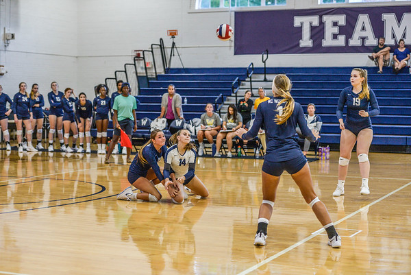 9-5-18 NCWC Volleyball