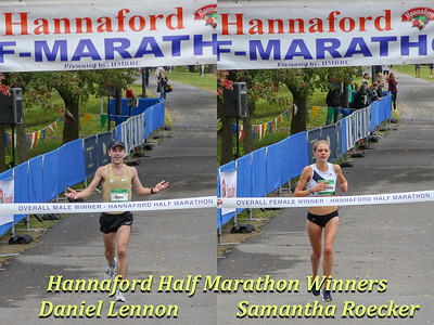 Hannaford Half Marathon 2018