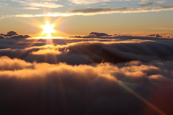 Mt. Haleakala