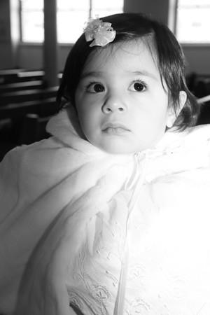 Camila Maria's  Christening  02/23/14
