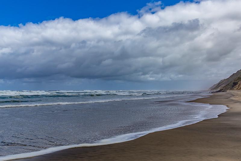 An der Baylys Beach
