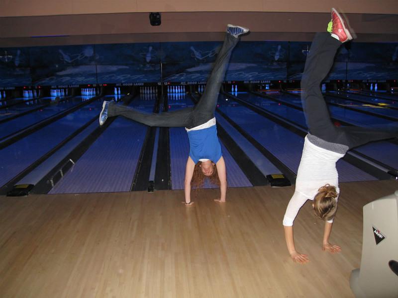 Stacee Calderon - Mt Hood Bowling, Gresham, OR - 1/2008