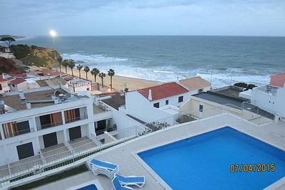 Evening time, Olhos d'Agua, Algarve [Vivienne]
