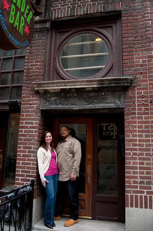 Jane & Brian E-Session