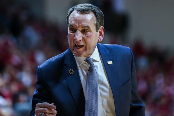 Indiana University vs. No. 1 Duke | #HereComesDuke