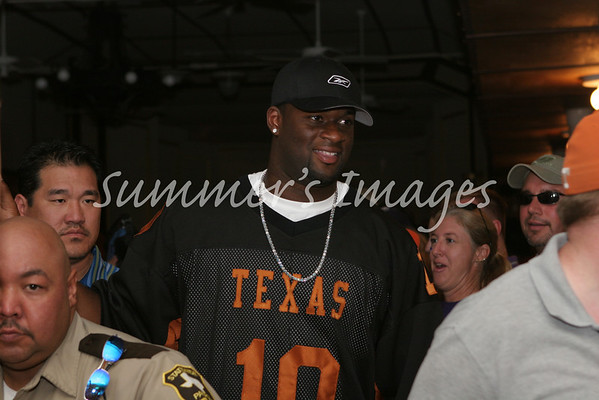 ESPN Zone w/Vince Young