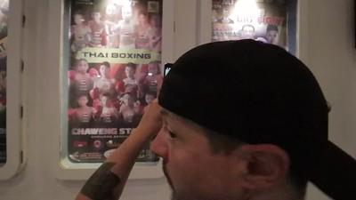 Sean Thailand fight 7-24-18