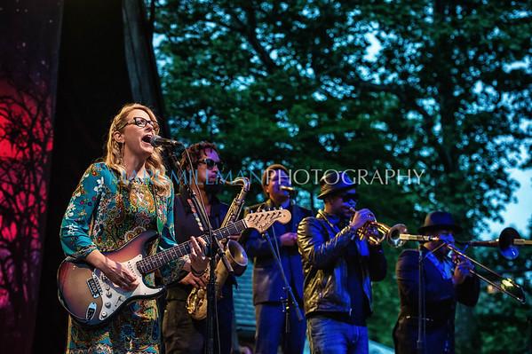 Tedeschi Trucks Band @ Summerstage (Mon 5/18/15)