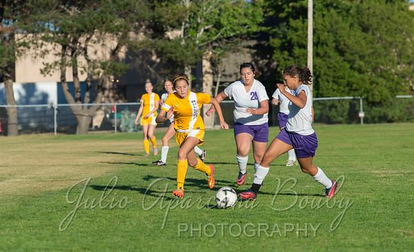 151013 MHS Girls Soccer vs NBHS
