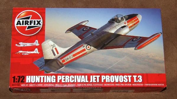 Jet Provost T3