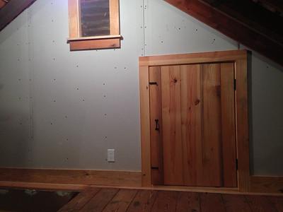 Fall Repairs - Interior