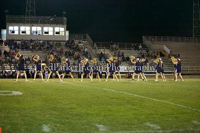2012-10-12 Cheer at St Joseph