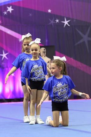 Champion Cheer Academy  Sparkles - Mini 1