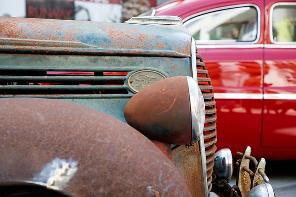 Playa Vista Vintage Car Show