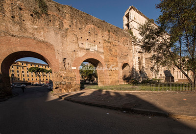 Aqueducts and Walls of Rome