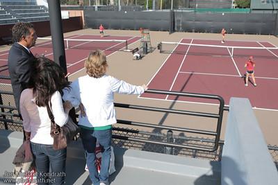 USC Tennis Reunion 11/02/2012