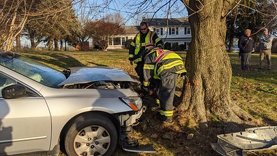 East Brandywine Park - Auto Accident