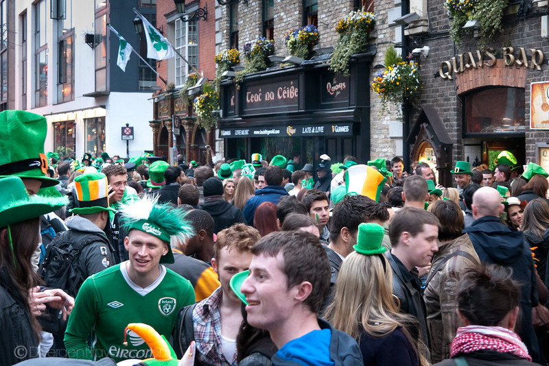 Top Places to Celebrate St. Patrick's Day