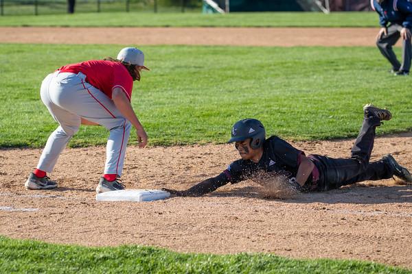Baseball vs Center Grove