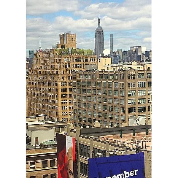 Today's #newyorkstateofmind