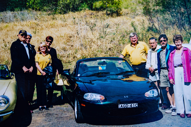 Wed Run to Picton Oct 2003