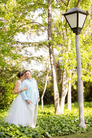Jessica and Stephen Vow Renewal